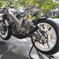 2009 Yamaha TZ250 5KE, 6