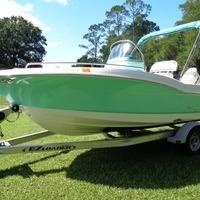 2017 Barracuda 188CCR, 0