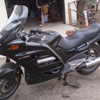 1999 Honda ST1100, 6