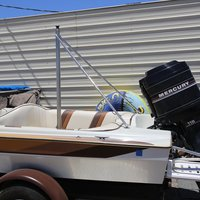 1986 Commander Boats BowRider 16, 14