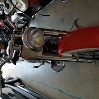 1956 Harley-Davidson Panhead, 3