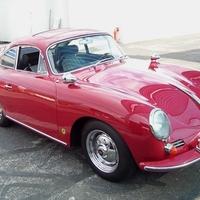 1962 Porsche 356 Super 90, 0