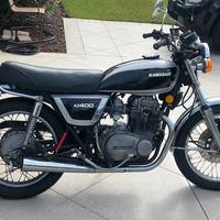 1976 Kawasaki KZ400, 2