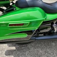 2017 Harley Davidson Road Glide Custom, 4