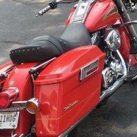 2004 Firefighter Edition Harley Davidson Road King FLHRI, 3