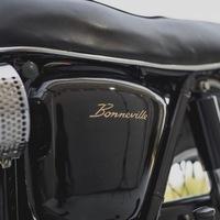 1968 Triumph Bonneville T120R, 8