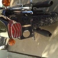 1978 Harley-Davidson XLCR 1000, 2