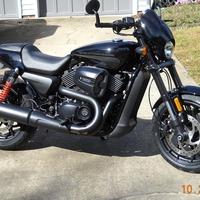 2017 Harley Davidson XG750A Street Rod, 0