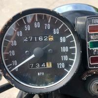 1976 Kawasaki KZ400, 5