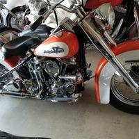 1956 Harley-Davidson Panhead, 0