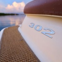 2013 Cobalt Boats 302 w/twin 380 hp Volvos with joystick and hardtop, 10