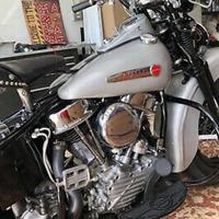 1948 Harley Davidson El Panhead, 1