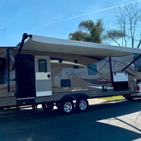 2016 KEYSTONE 5TH WHEEL COUGAR 288RLS, 4