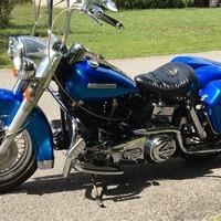 1972 Harley-Davidson SHOVELHEAD, 0