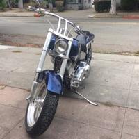 1996 Titan Motorcycle Co. Gecko, 6