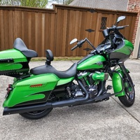 2017 Harley Davidson Road Glide Custom, 1