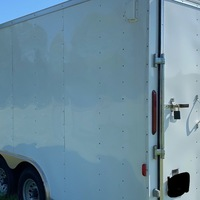 2017 Jackson Creek Enclosed Trailer, 2