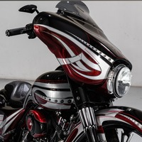 2011 Harley-Davidson FLHX Street Glide, 11