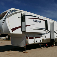 2013 Keystone Alpine 3600RS, 1