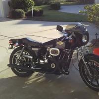 1978 Harley-Davidson XLCR 1000, 10