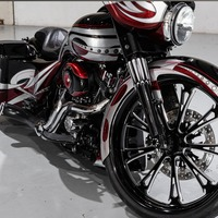2011 Harley-Davidson FLHX Street Glide, 2