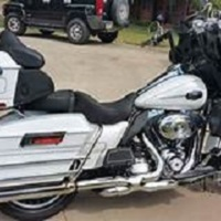 2012 Harley-Davidson Electra Glide Ultra Classic, 12