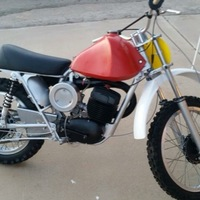 1970 Husqvarna 400 Cross, 3
