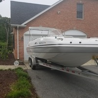 2016 Hurricane Boats 231 CC, 2