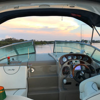 2005 Sea Ray Sundancer 280DA, 1