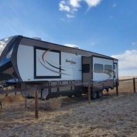 2017 Open Range Highland Ridge Mesa Ridge 367BHS, 17