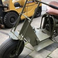 1944 Cushman AIRBORNE M53, 0