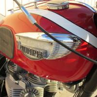 1966 Triumph Tiger 650cc, 7
