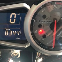 2011 Triumph Speed Triple Special Edition, 4