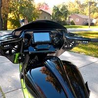 "2011 Custom 30"" Harley Davidson Electra Glide Ultra Limited Electra Glide Ultra Limited., 14"