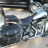 2003 Harley Davidson FLSTSI, 1