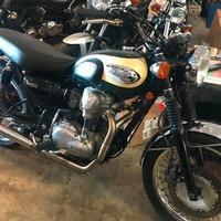 2001 Kawasaki W650, 0