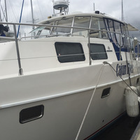 2004 Endeavour Powercat, 34