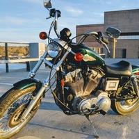 1996 Harley-Davidson Sportster 883, 0