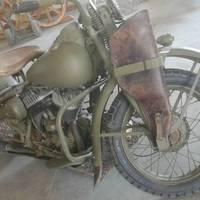 1942 Harley-Davidson WLA, 0