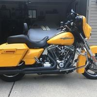 2013 Harley Davidson Street Glide, 2