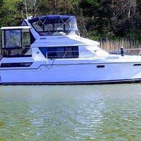 1989 Carver Yachts 3807 Aft Cabin, 0