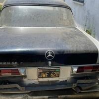 1961 Mercedes-Benz 220SEB, 3