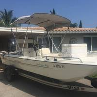 2013 Mako Boats 17 Pro Skiff, 0