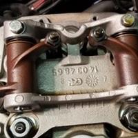 2002 Moto Guzzi V11 LeMans, 8