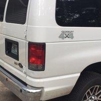 2014 Ford Econoline E350 XLT Wagon Quigley 4X4 2018, 7