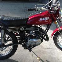 1972 YAMAHA CT 175, 0