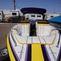 1995 Commander Bow rider Open bow 21, 3