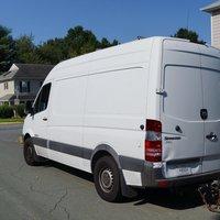 2007 Dodge Sprinter 2500 Diesel RV Conversion Van White, 2