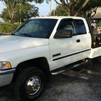 1999 Ram 3500 pickup, 3