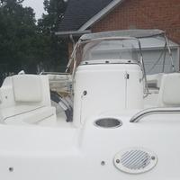 2016 Hurricane Boats 231 CC, 4